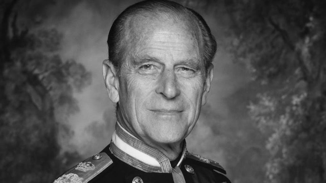 Buckingham Palace Says Prince Phillip Has Died